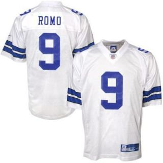 NFL ADULT TONY ROMO DALLAS COWBOYS REPLICA JERSEY