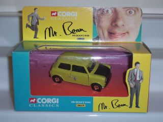 CORGI 04419 MR BEAN TV RELATED FILM DIECAST METAL MODEL MINI CAR