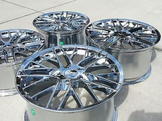 17/18 Chrome ZR1 Corvette Wheels For C5 & Camaro/trans am