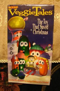 How the Flintstones Saved Christmas VHS, 1997