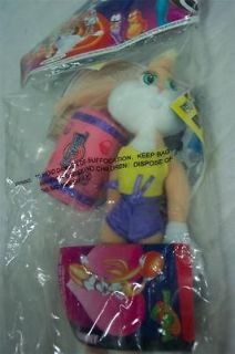 WB Space Jam LOLA BUNNY 9 Plush STUFFED ANIMAL Toy NEW
