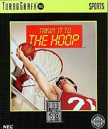 Takin It to the Hoop TurboGrafx 16, 1989