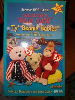 ty beanie babies value