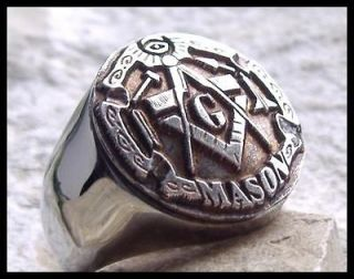 masonic rings in Rings