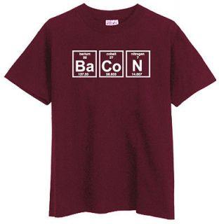 BACON Ba Co N T SHIRT ★★ Meal Time Strips ★ Epic