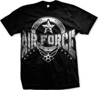 United States Air Force Eagle Star Emblem Symbol Seal Armed Forces