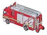 Boley HO #185 5004 Mercedes Benz Actros Fire Engine w/Roll Up Doors