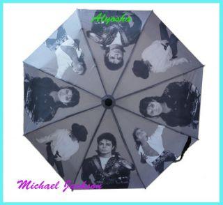 New In order to Remember Michael Jackson Custom Made Folding Umbrellas