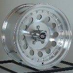 15 inch Wheels Rims Chevy GMC Truck Express Savanah Van Astro 5 Lug