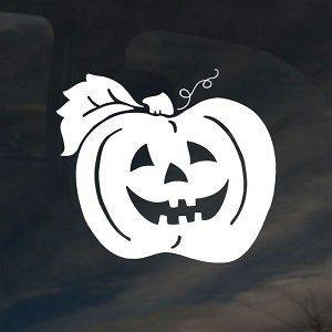halloween in Decals, Stickers & Vinyl Art