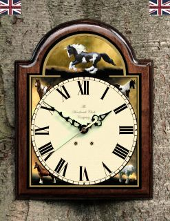 new england wall clock in Collectibles