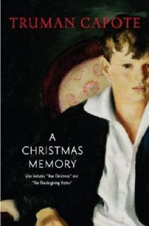 Christmas Memory by Truman Capote 1996, Hardcover