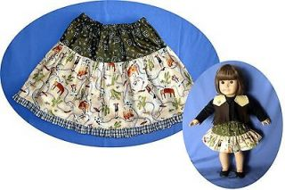 For American Girl Doll MATCHING WESTERN Wear Cowgirl Skirts Girls 4 18