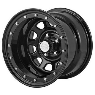 Pro Comp Xtreme Rock Crawler Series 152 Black Steel Wheel 16x10