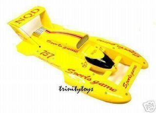 SPEED STORM RADIO CONTROL R/C HYDRO RACING RC BOAT NEW