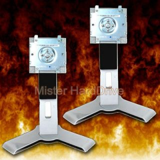 Genuine OEM DELL 1908FPb 19 DELL LCD Monitor Stands Tilt, Rotate