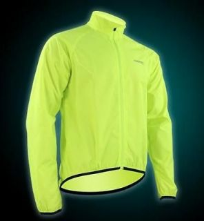 Waterproof Cycling Rain Coat Bicycle Bike Wear Windbreak Cycle Jersey