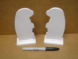 Prairie Dog Silhouette Target Targets 2 Pcs 1/4 Steel