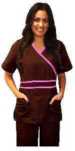 NWT Womens Nursing Uniform Scrub Set ~ Choose Color & Size ~ XS   3X
