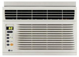 LG 6000 BTU Window Air conditioner, Remote, Energy Star, Warranty