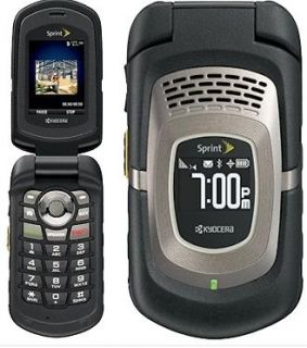 Duramax Sprint Bluetooth MIL SPEC RUGGED 3MP Camera PTT Cell Phone