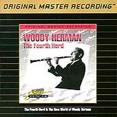 The Fourth Herd the New World of Woody Herman by Woody Herman CD, Apr