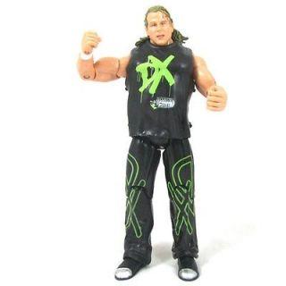 03YJ New WWE WWF Wrestling SHAWN MICHAELS figure + belt