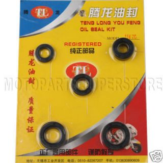 Oil Seal Kit for ATVs Quad Pit Dirt Bikes Go Kart Buggy 70cc 90cc