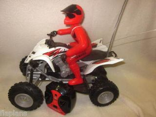 USED   Yamaha 700 Raptor Full Function ATV   Red and White   R/C