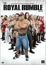 WWE Royal Rumble 2010 DVD, 2010