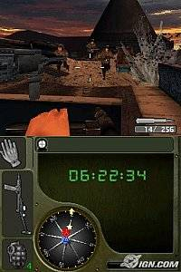 Call of Duty World at War Nintendo DS, 2008