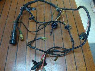 yamaha outboard wiring harness in Motors/Engines & Components