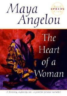 The Heart of a Woman Vol. 4 by Maya Angelou 1997, Paperback