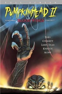 Pumpkinhead II Blood Wings DVD, 2005