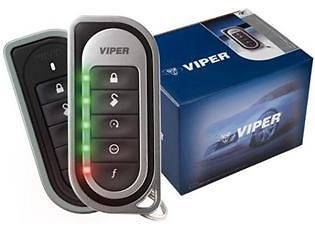 way remote start keyless Viper 5301 instructions included 4202v long