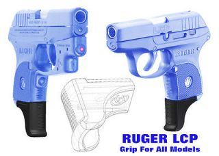 Pack Extra Long (XL) 1.25 Long GARRISON Grip Extension for Ruger