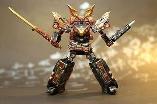 Go onger Power Rangers RPM Engine oh dai shogun megazord custom