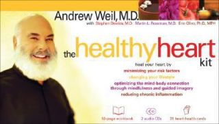 The Healthy Heart Kit by Martin Rossman, Andrew Weil, Erin Olivo and