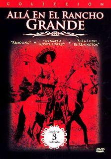 Colección Allá Alla En El Rancho Grande Pack 1 DVD, 2006, 3 Pack