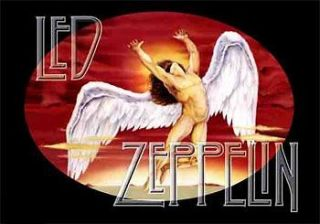 LED ZEPPELIN Icarus Logo 29X43 (75X110cm) Cloth Poster Flag Tapestry