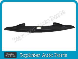 Rear Bumper Pad Trim Center Black 1999 2007 Ford Super Duty 2000 2005