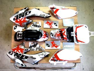 Related Pictures one industries pit bike parts klx crf monster