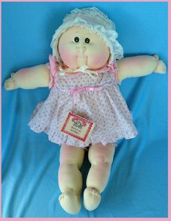 Vintage XAVIER Roberts Soft Sculpture Little People (Cabbage Patch
