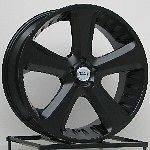 18 Inch ALL Black Wheels Rims Chevy Silverado 1500 Tahoe GMC Sierra