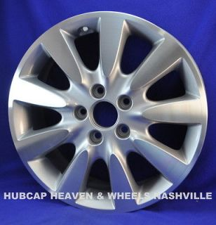 06 07 HONDA ACCORD WHEEL 17 INCH ALLOY 9 SPOKE GENUINE OEM 63919
