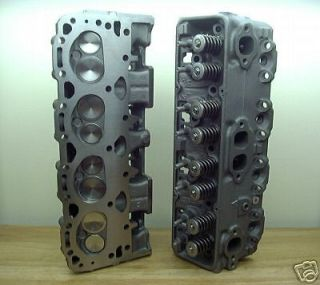 327 350 400 CHEVY CYLINDER HEADS 416 SBC .500 SPRINGS   1.94 INTAKE
