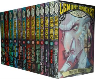 lemony snicket books in Children & Young Adults