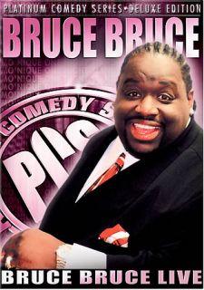 Bruce Bruce Live DVD, 2005, Deluxe Edition Bonus CD
