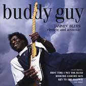 Jammin Blues Electric and Acoustic by Buddy Guy CD, Dec 2005, Sony