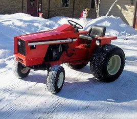 Tractor 616 620 718 720 Shop Service Repair Manual AC Garden CD